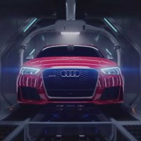 Nuova Audi RS 3 Sportback - YouTube