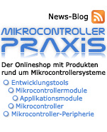 Mikrocontroller-Praxis.de News-Blog